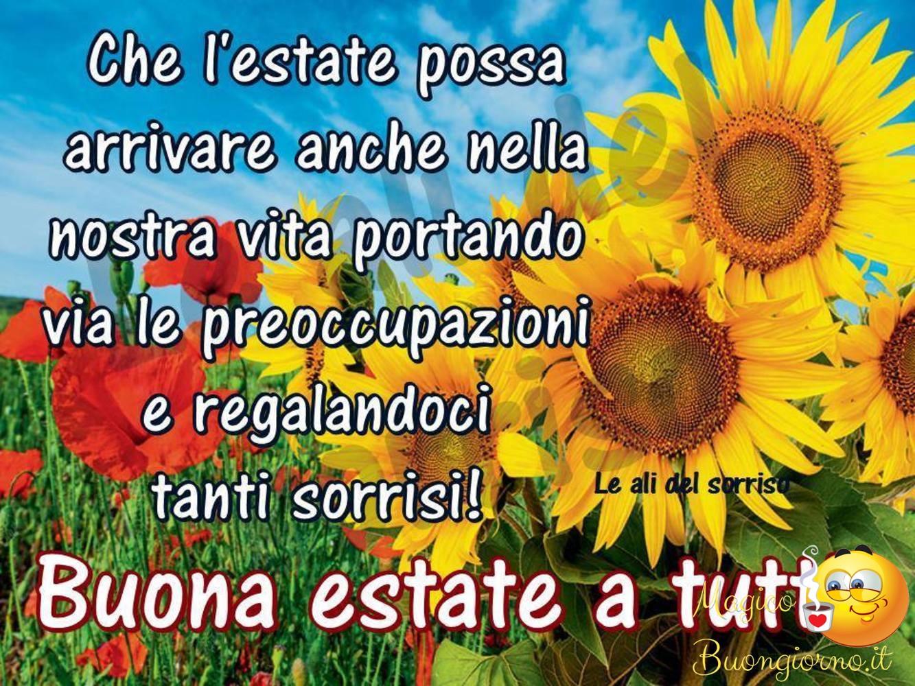 Benvenuta Estate Immagini Facebook Whatsapp 3