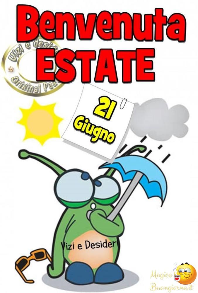 Benvenuta Estate Immagini Facebook Whatsapp 5