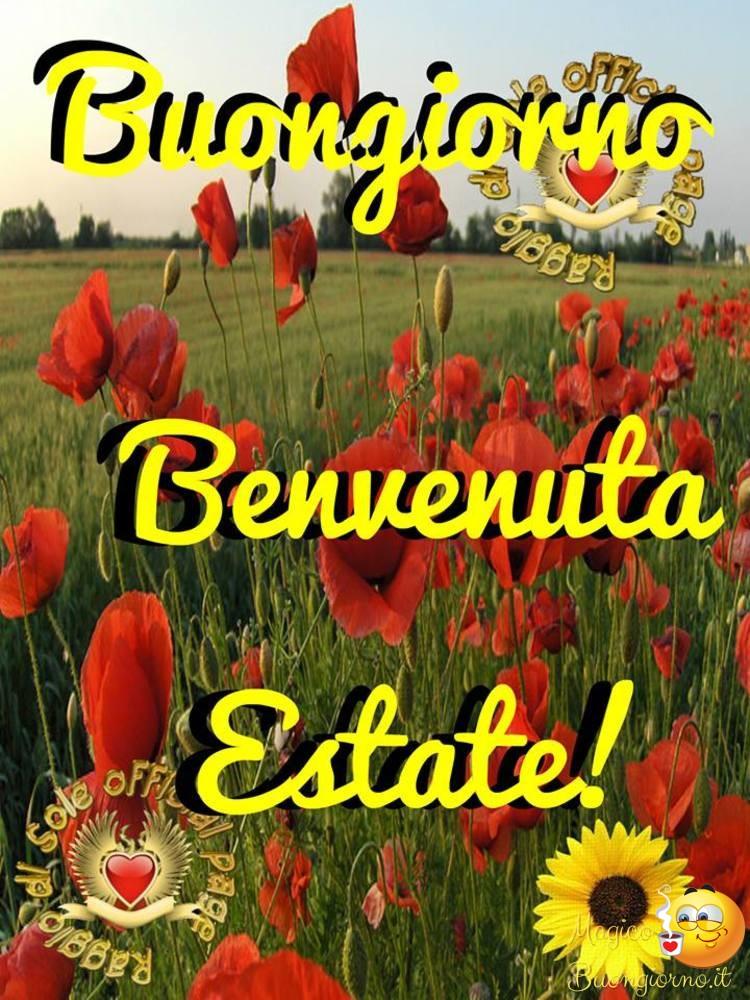 Benvenuta Estate Immagini Facebook Whatsapp 6