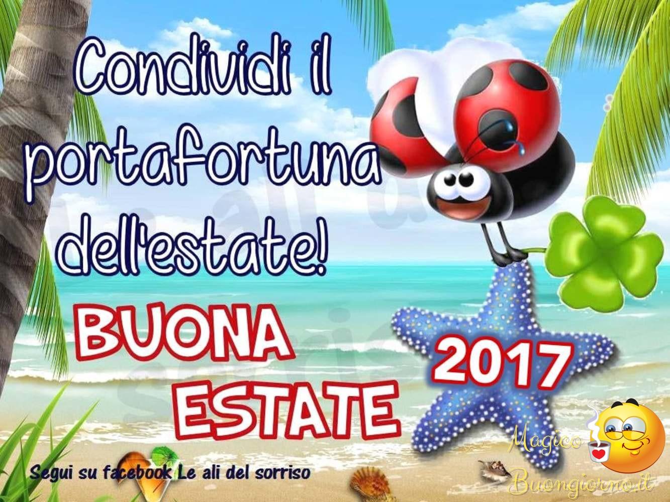 Benvenuta Estate Immagini Facebook Whatsapp 7