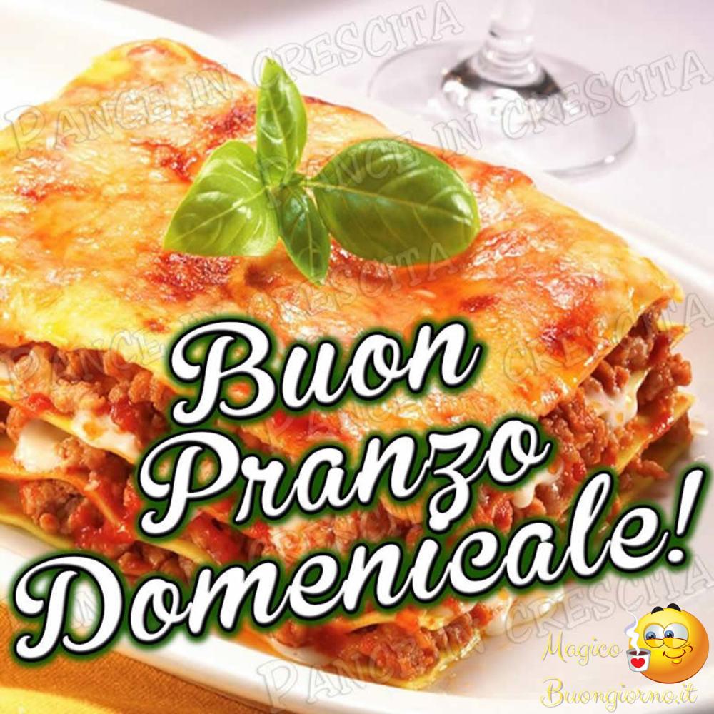 Buon Appetito Domenica Whatsapp 4