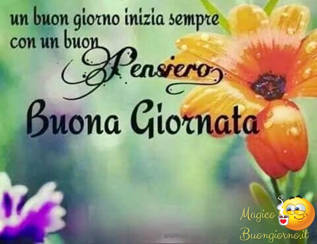 I saluti di ottobre for Foto buongiorno gratis