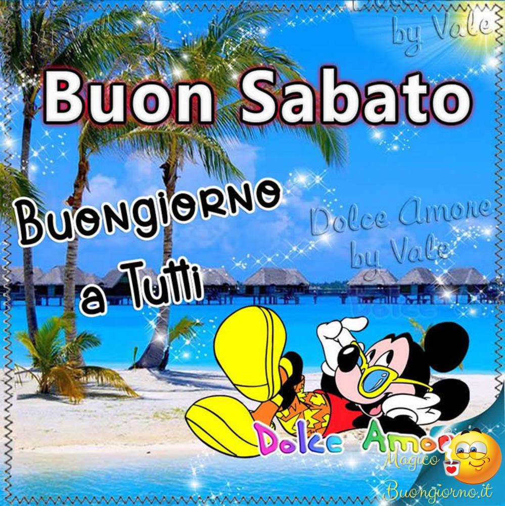 Buongiorno Sabato per Facebook e Whatsapp 3