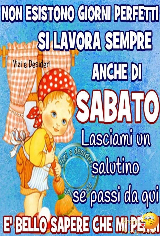 Immagini di buongiorno sabato whatsapp for Sabato immagini divertenti