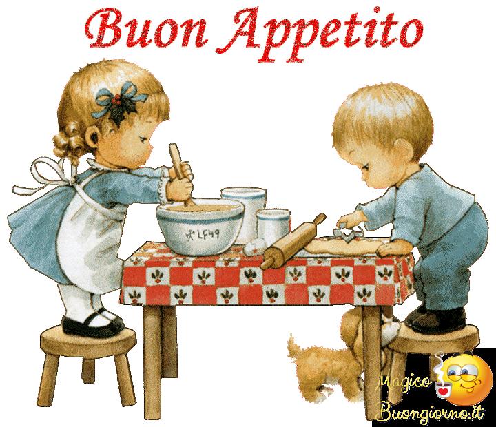 Immagini per Whatsapp Facebook Buon Appetito Pranzo 10