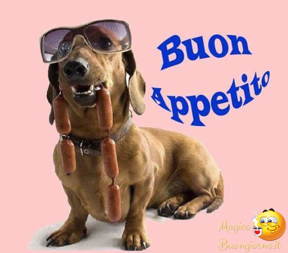 Immagini per Whatsapp Facebook Buon Appetito Pranzo 3
