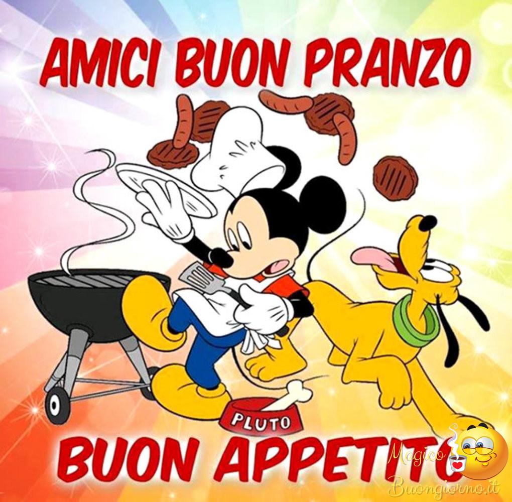 Immagini per Whatsapp Facebook Buon Appetito Pranzo 4