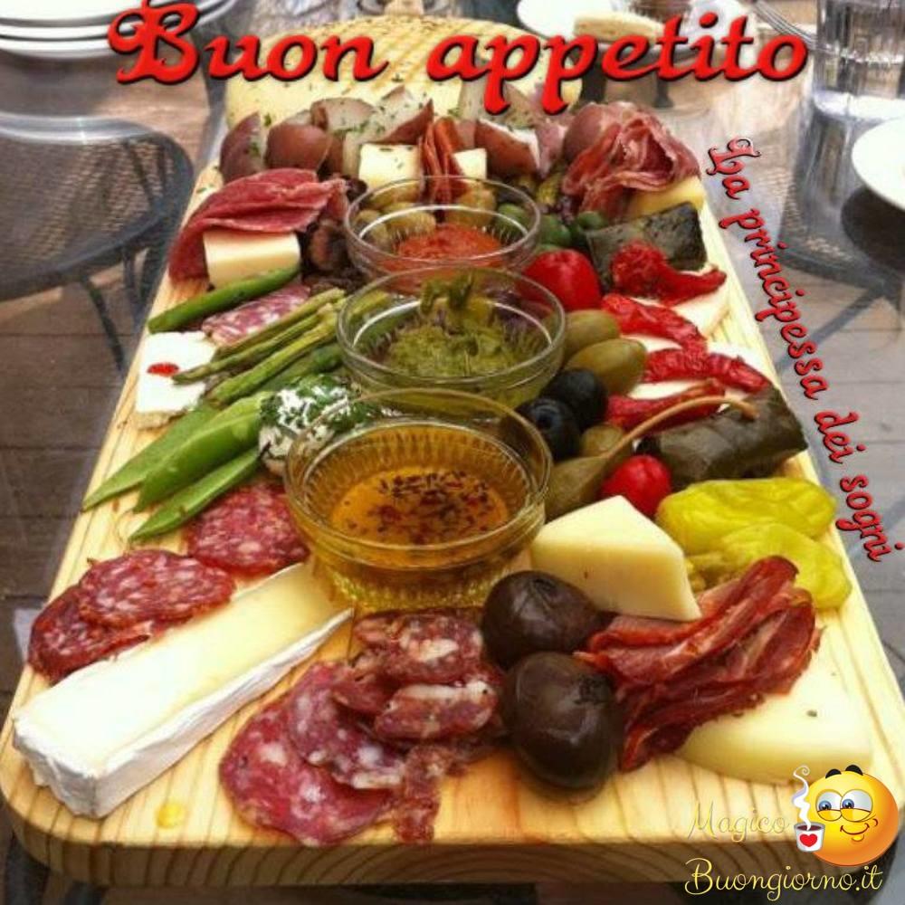 Immagini per Whatsapp Facebook Buon Appetito Pranzo 5