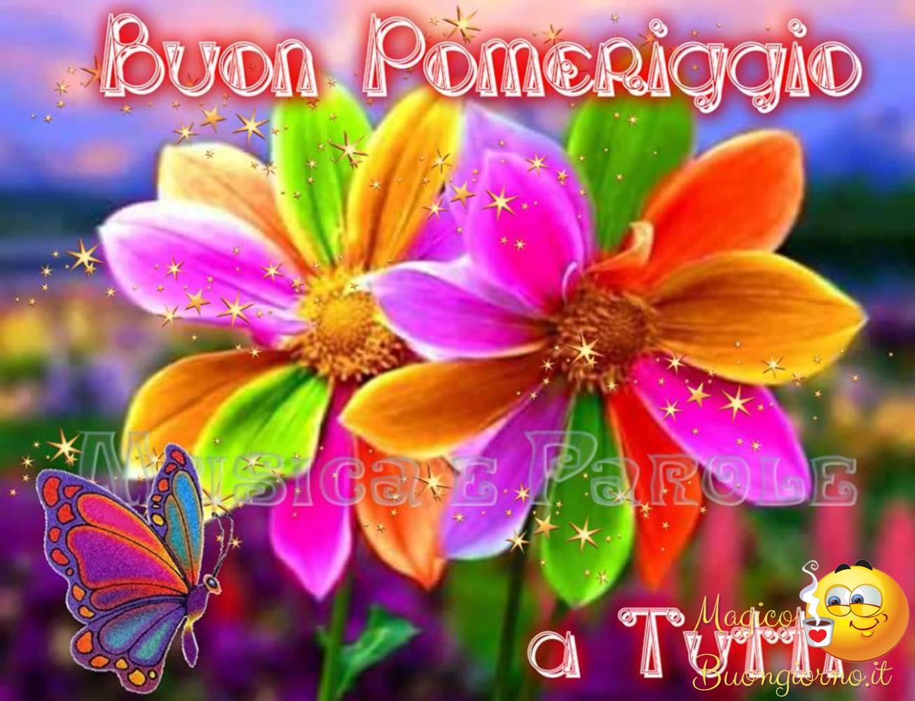Buon Pomeriggio Per Facebook E Whatsapp Magicobuongiorno It