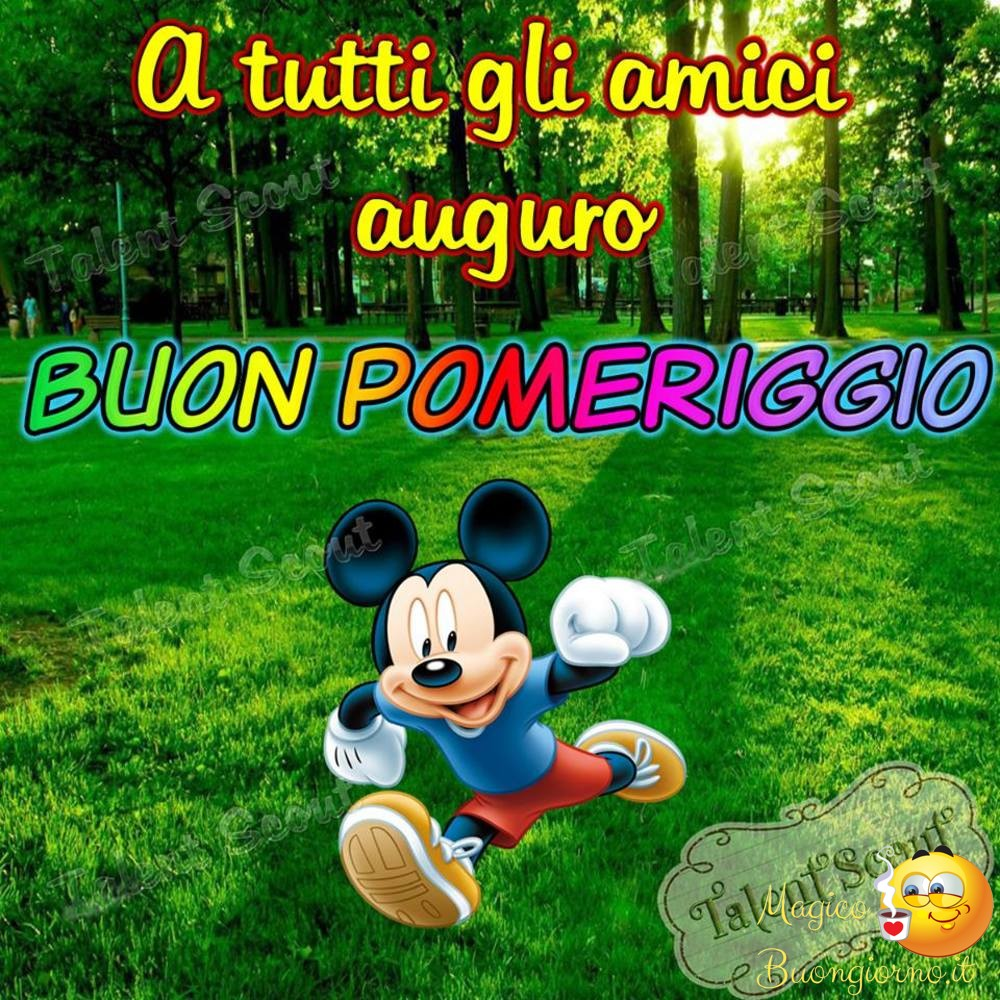 Immagini per Whatsapp Facebook Buon Pomeriggio 64