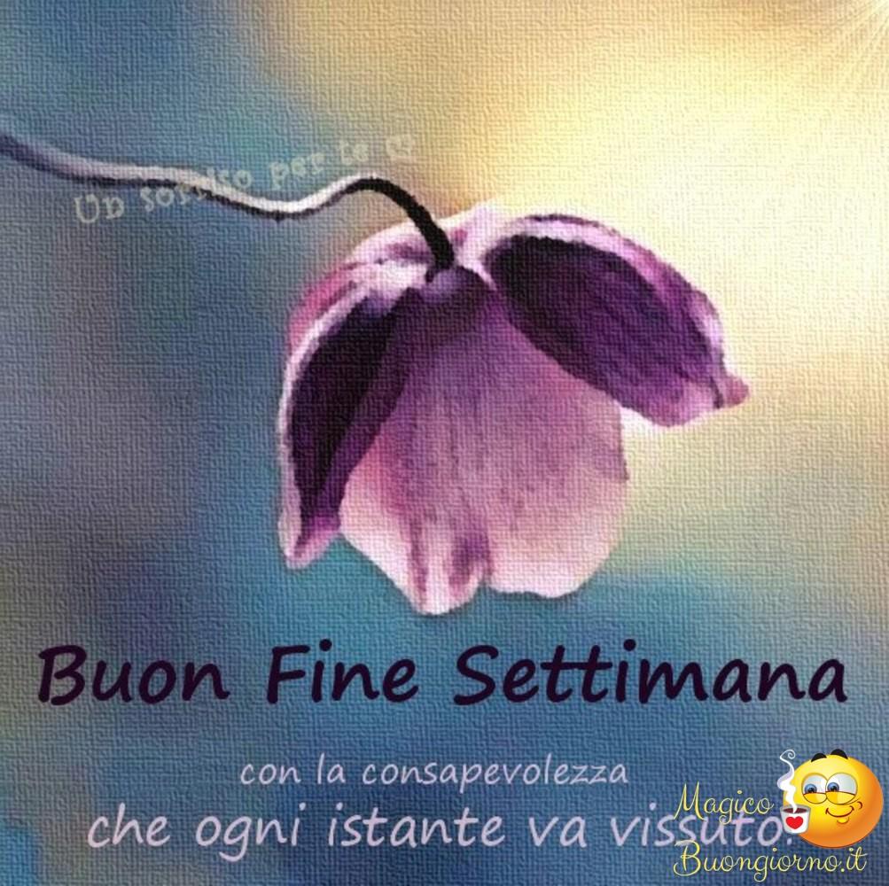Immagini per Whatsapp Facebook Buon Week-End fine Settimana 15