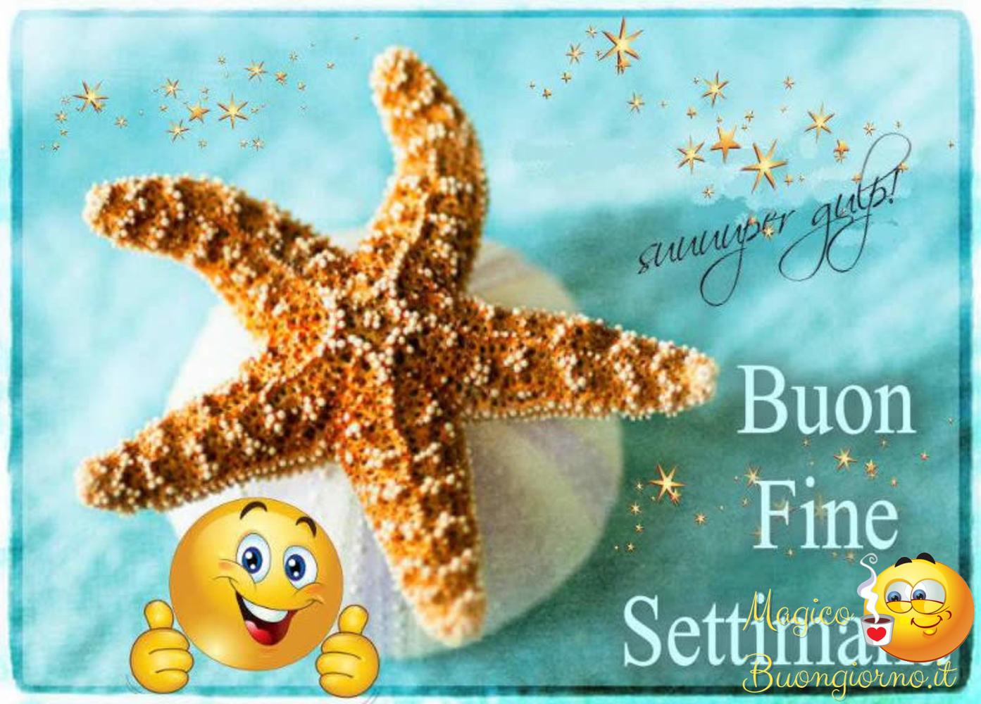 Immagini per Whatsapp Facebook Buon Week-End fine Settimana 17