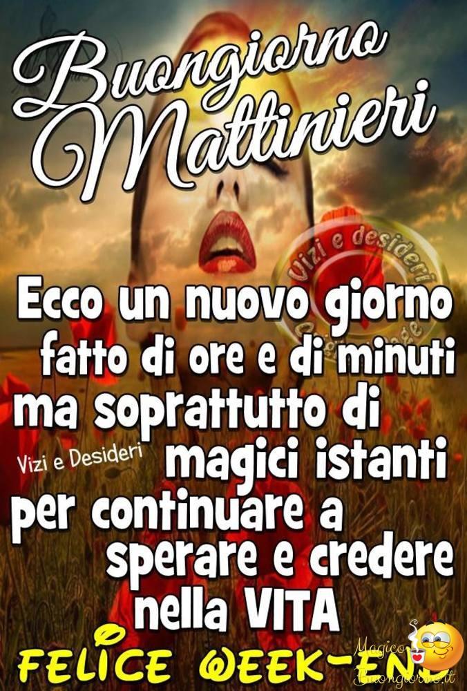 Immagini per whatsapp facebook buon week end fine for Buon weekend immagini simpatiche