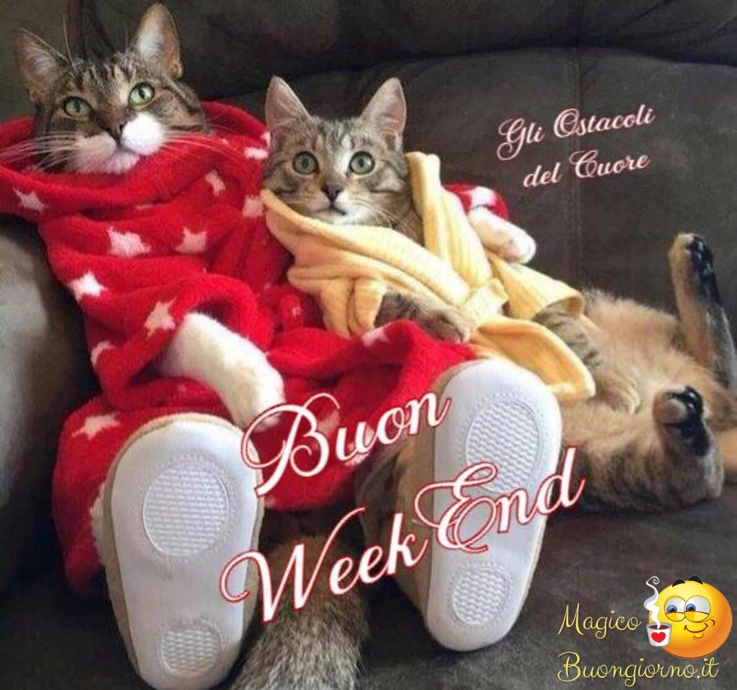 Immagini Per Whatsapp Facebook Buon Week End Fine Settimana 42