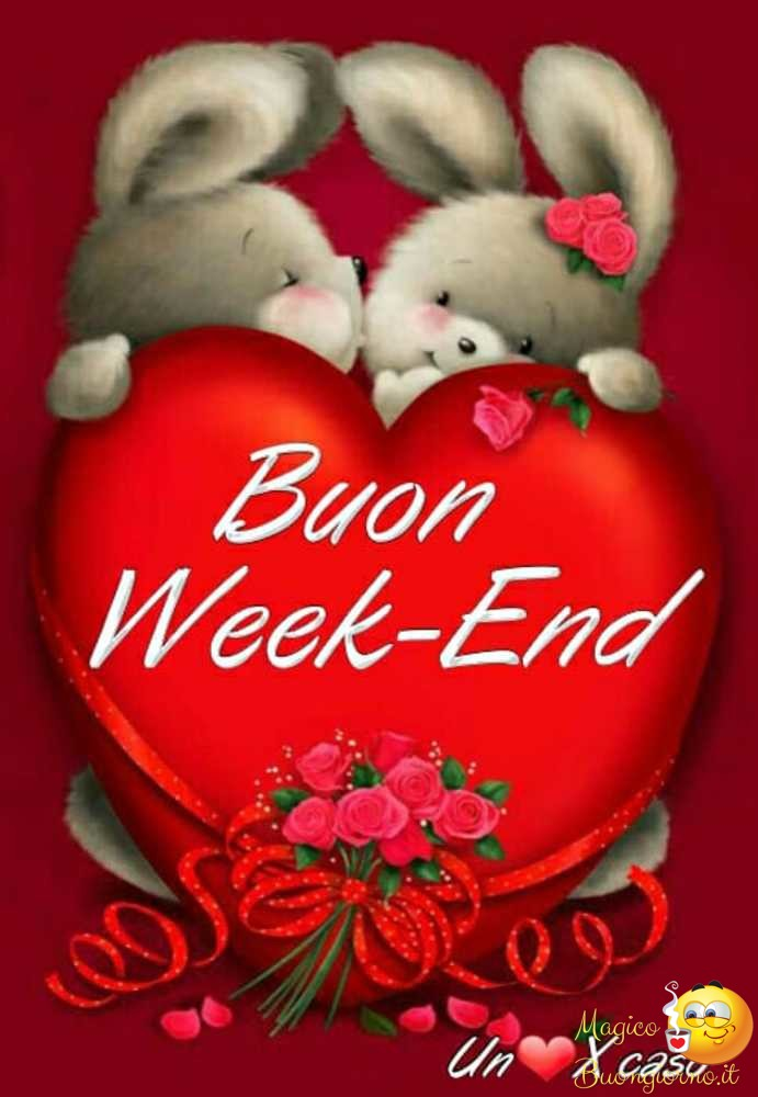 Immagini buon weekend belle archivi for Buon weekend immagini simpatiche