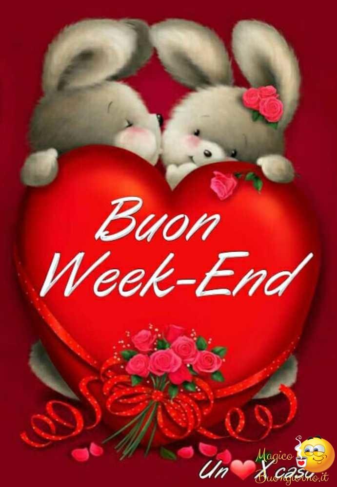 Immagini per Whatsapp Facebook Buon Week-End fine Settimana 48
