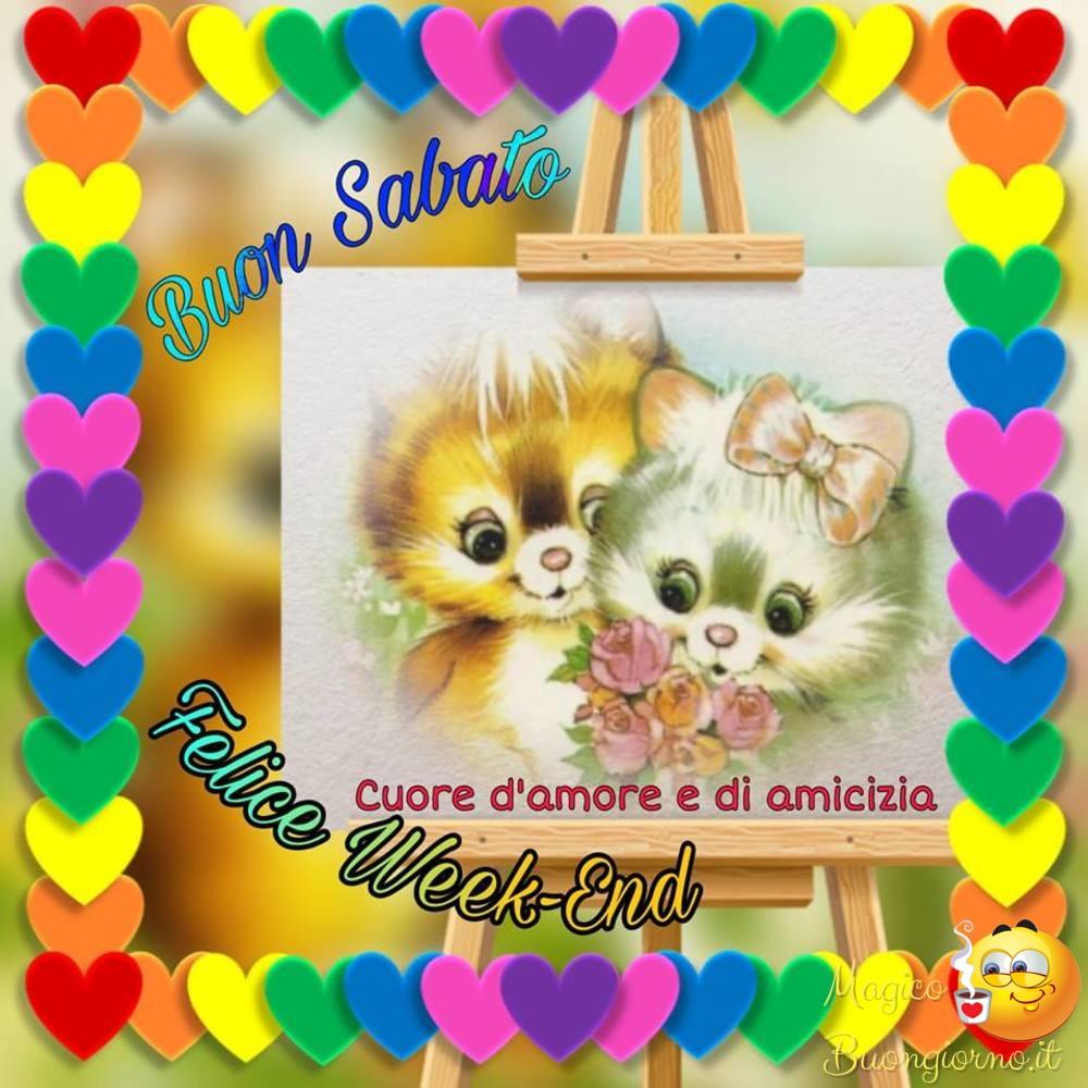 Sabato Buongiorno per Facebook e Whatsapp 86