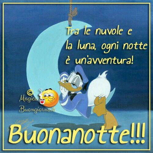 Buonanotte Con Paperino Immagini Belle Per Whatsapp Nuove