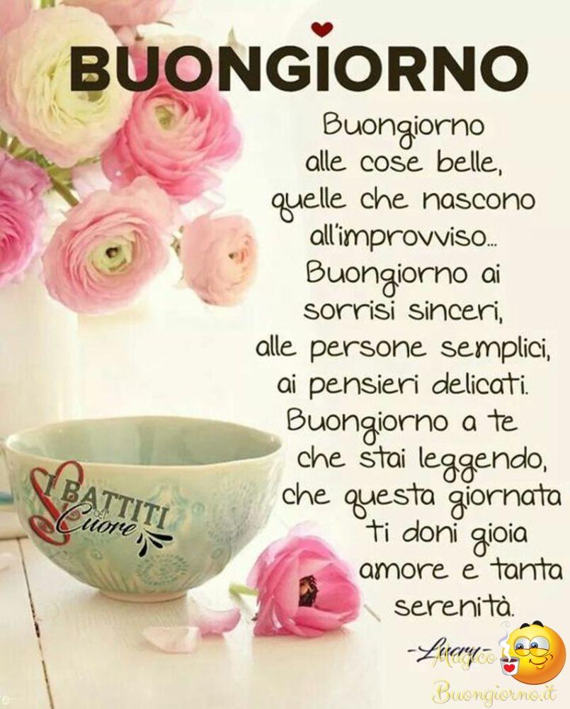 Immagini di buongiorno da scaricare gratis per whatsapp for Immagini buongiorno bellissime